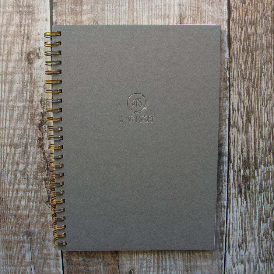 A Yarn Story Notebook