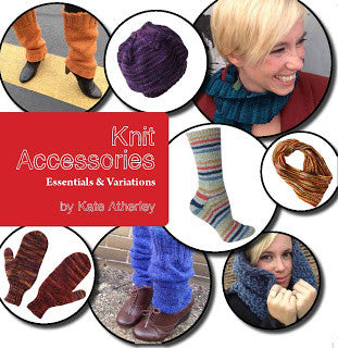 Knit Accessories Essentials & Variations - signed copy