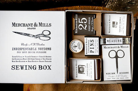 Merchant & Mills Notions Box Set