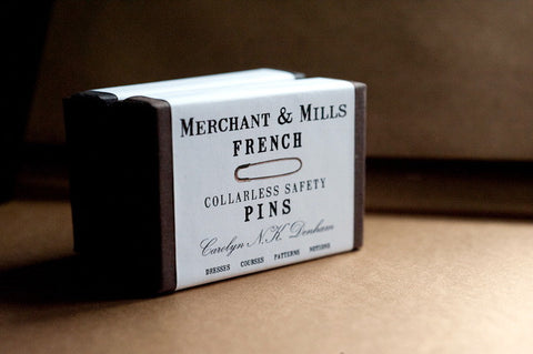 Merchant & Mills French Safety Pins