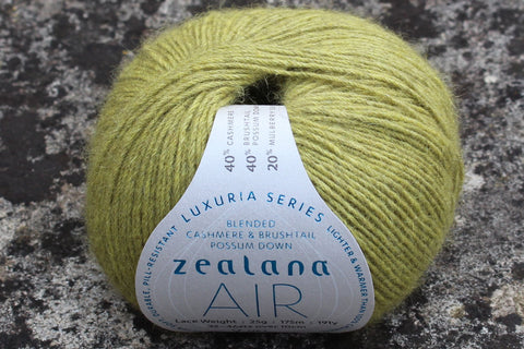 Zealana Luxuria Air