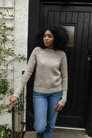 One Sweater In Store Knit-A-Long