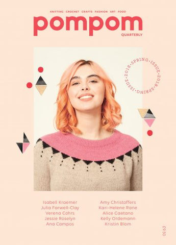 Pom Pom Quarterly Issue 24