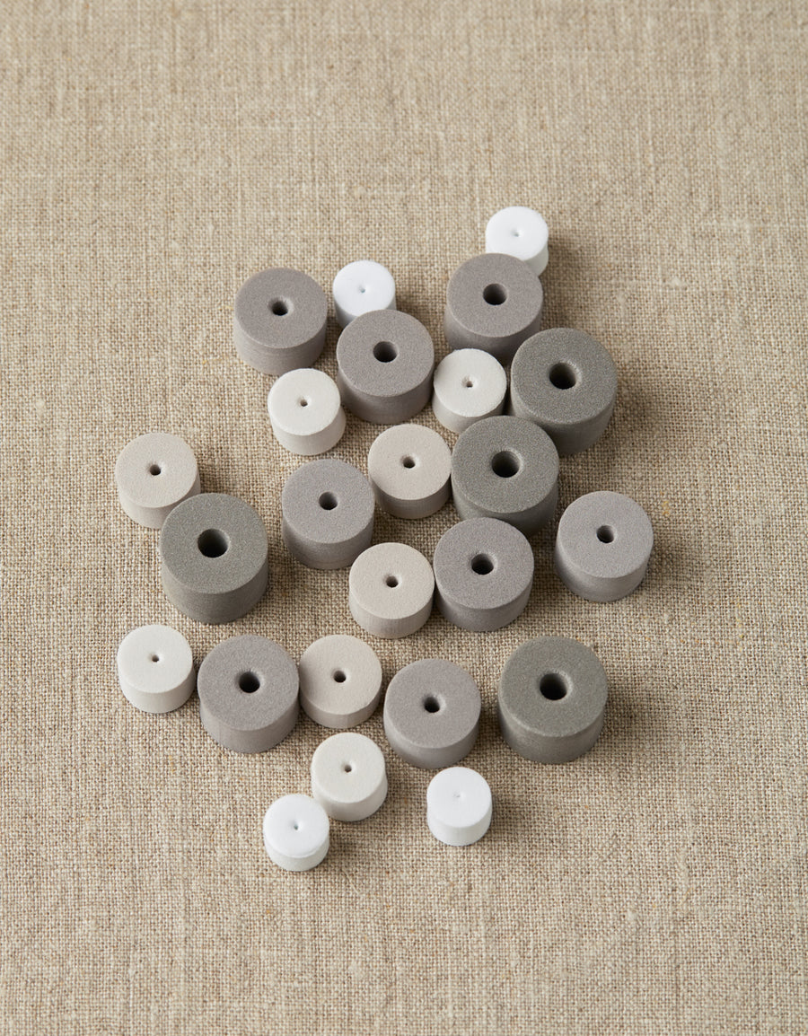 Grey Stitch Stoppers