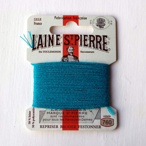 Sajou Laine Saint-Pierre Embroidery & Darning Threads