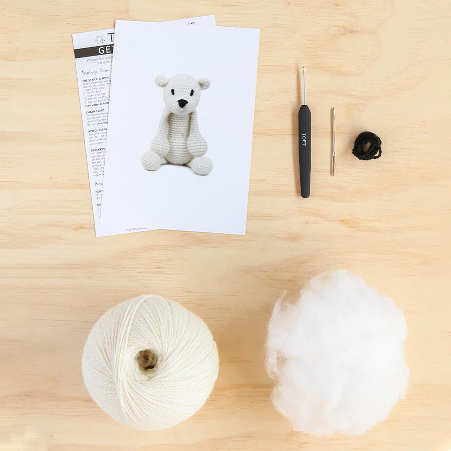 Piotr the Polar Bear Kit