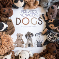 Amigurumi, Cute Little Dogs Crocheted Stock Image - Image of ... | 200x200