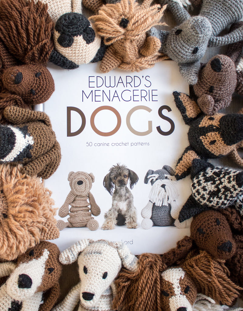 Edward's Menagerie: Dogs Book