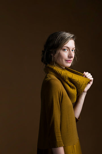 Brooklyn Tweed | HIGH PINES COWL