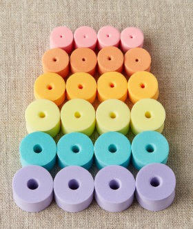 Colourful Stitch Stoppers