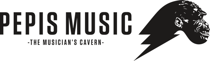 Pepis Music - The Musician's Cavern