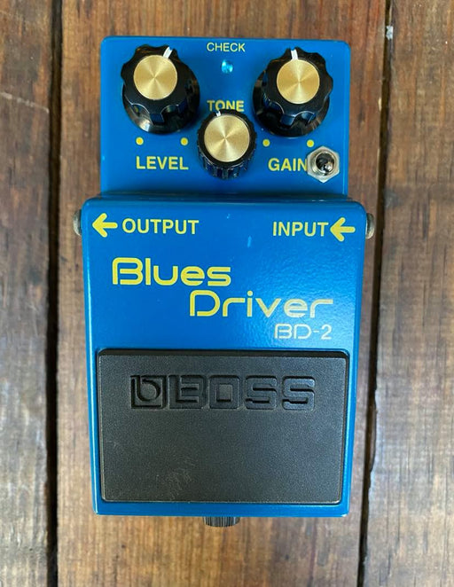 Boss BD-2 Blues Driver Overdrive w/ Keeley Mod (USADO)