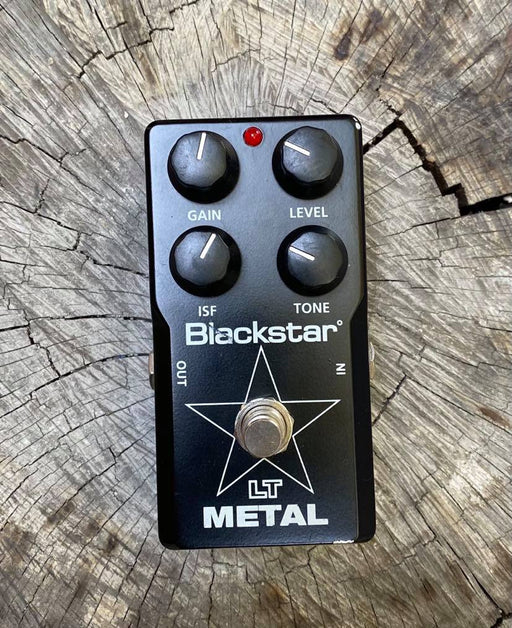 Pedal De Distorsion Blackstar LT Metal (USADO)