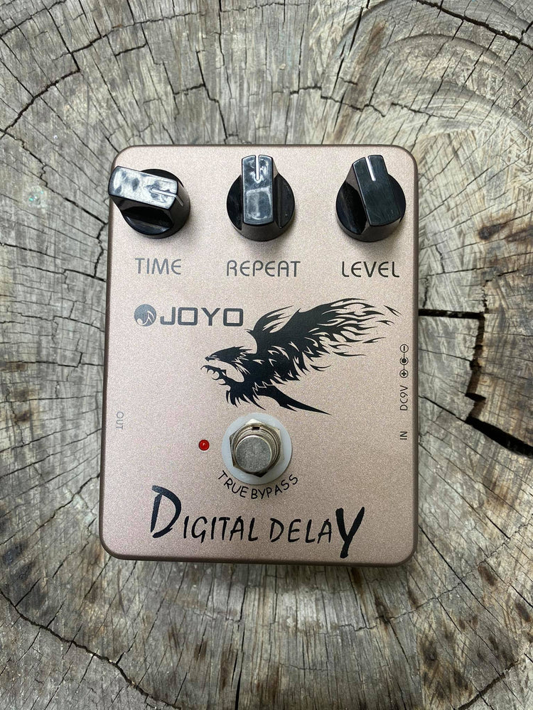 Pedal Joyo digital delay JF-08 (USADO)