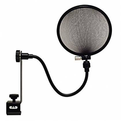 "CAD VP1 VOX-POP 6"" POP FILTER ON 14"" GOOSENECK"