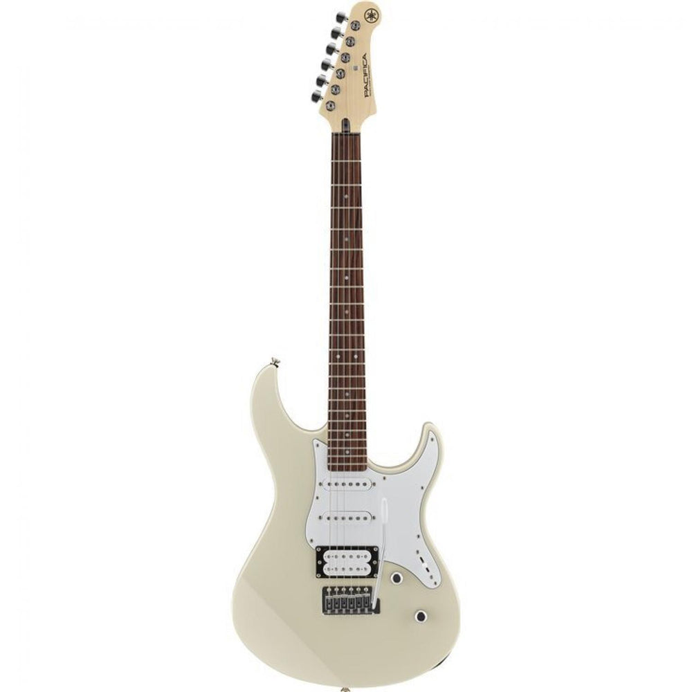 GUITARRA ELECTRICA YAMAHA PACIFICA 112V VINTAGE WHITE PAC112VVW