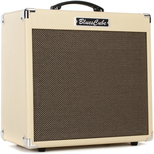 "Roland Blues Cube Hot 30-watt 1x12"" Combo Amp - Vintage Blonde"