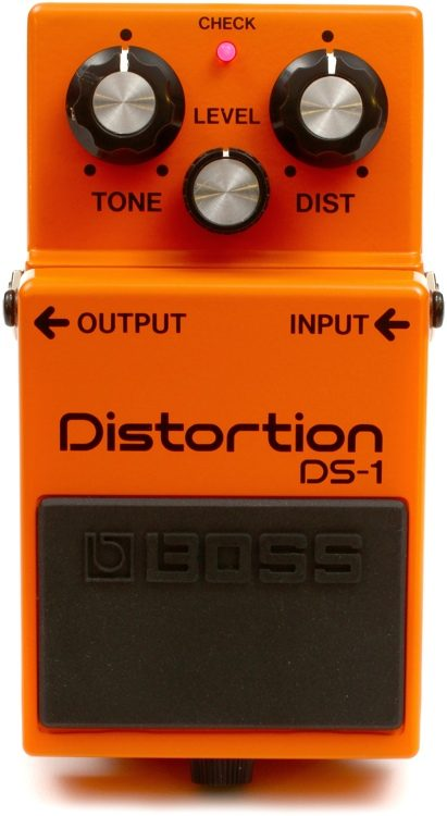 DS-1 Distortion