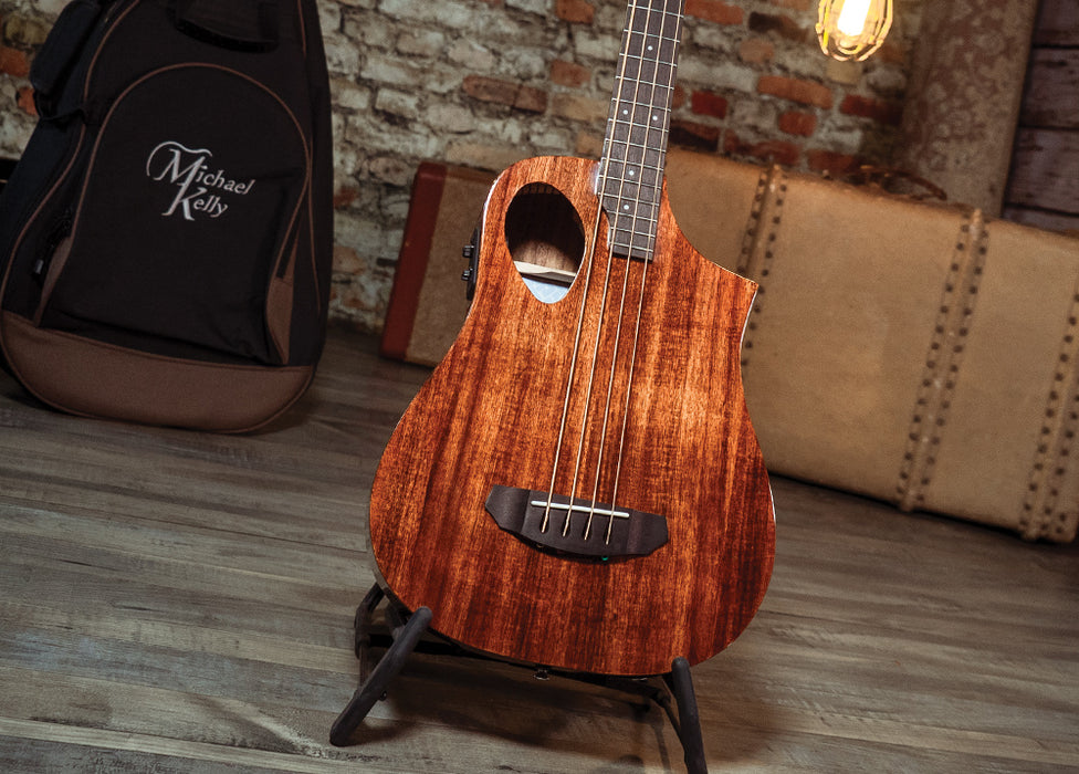 Sojourn Port Acoustic Travel Bass