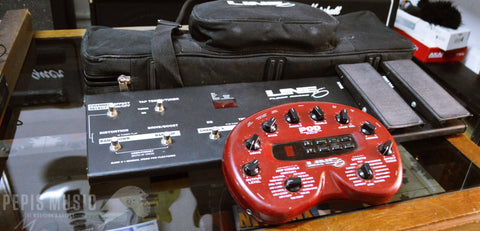 Line 6 POD 2.0 & Line 6 FBV Long Floor Board (USADA)
