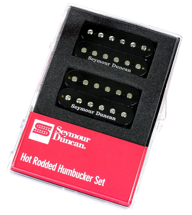 Hot Rodded Set (Jb y Jazz) SH-4 (Bridge) + SH-2n (Neck)