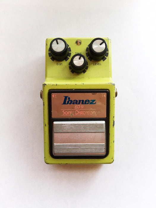 Ibanez SD-9 Sonic Distortion vintage (USADO)