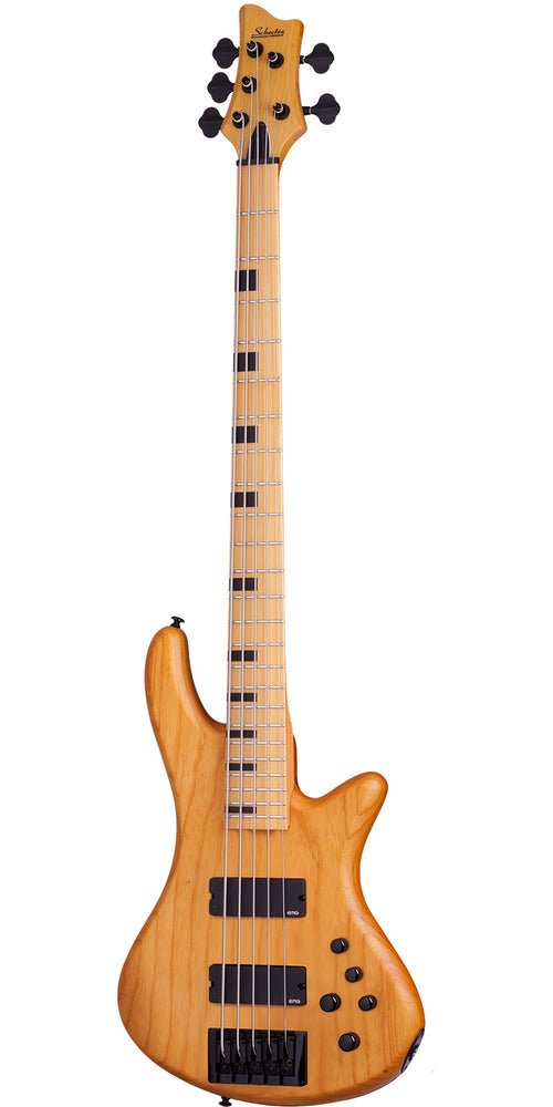 BAJO SCHECTER ELECT. STILETTO SESSION 5 Natural