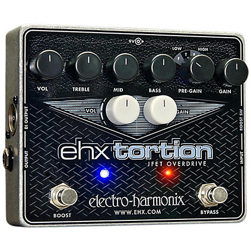 Electro Harmonix Ehxtortion - Jefet Overdrive (SOBRE PEDIDO)