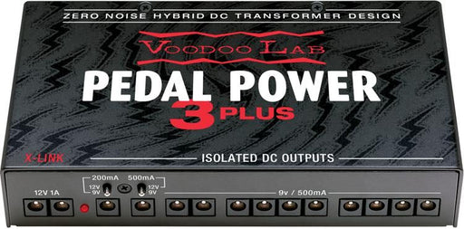 Pedal Power 3 PLUS High Current 12-output Isolated Power Supply