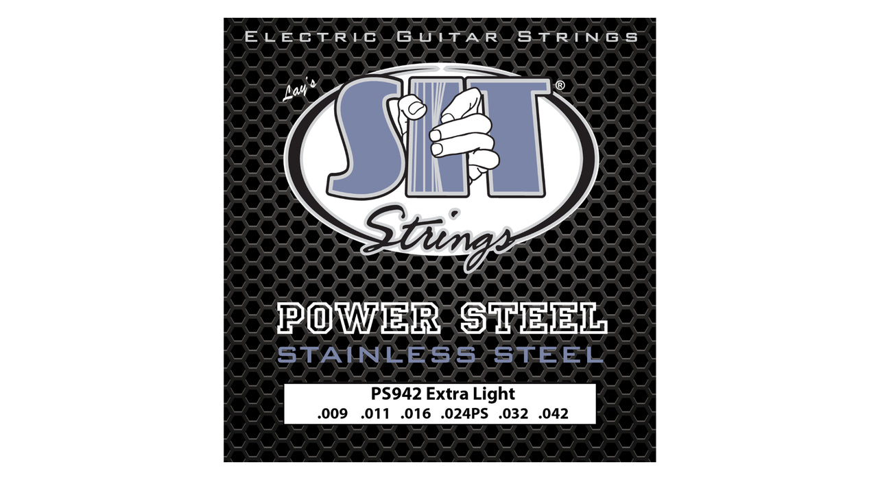 PS LIGHT POWER STEEL STAINLESS ELECTRIC