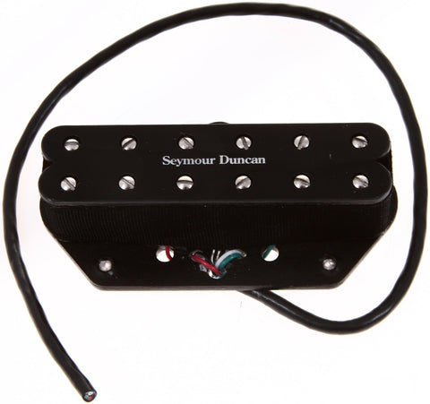 ST59-1 Little '59 Humbucker Tele Pickup Black (Bridge)