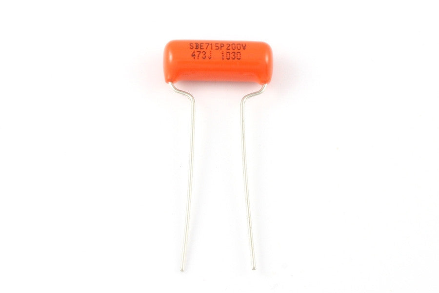 Capacitor Orange Drop .047 MFD 200V