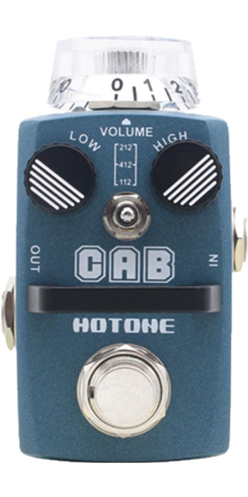 PEDAL HOTONE MOD. SSC-1 CAB-  PEPIS MUSIC