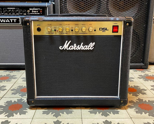 "Marshall DSL5C 1x10"" 5-Watt 2-Channel Tube Combo (USADO)"