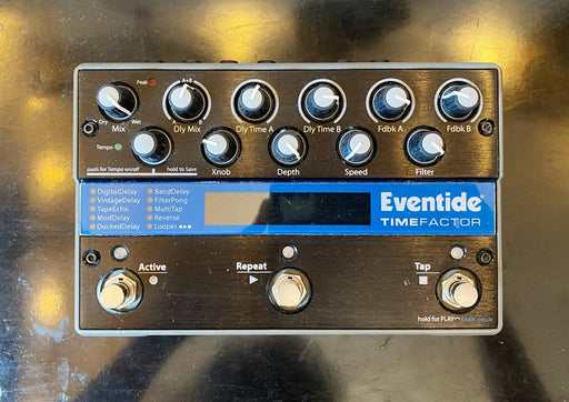 Eventide Time Factor - Twin Delay (USADO)