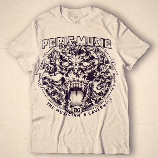 Playera Pepismusic