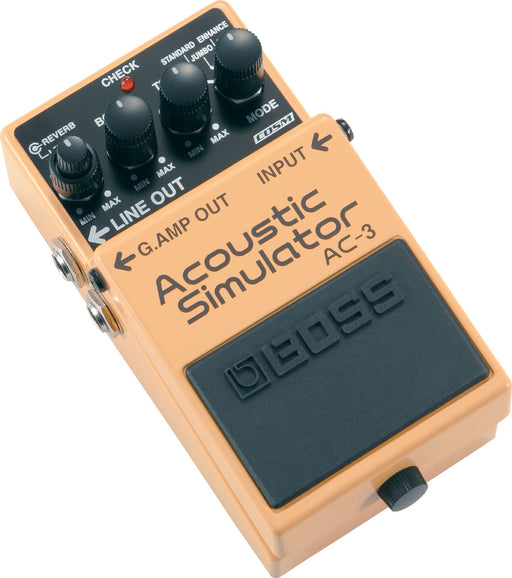 Acoustic Simulator Boss AC-3