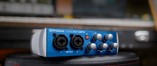 Presonus AUDIOBOX USB96 2x2 Audio interface