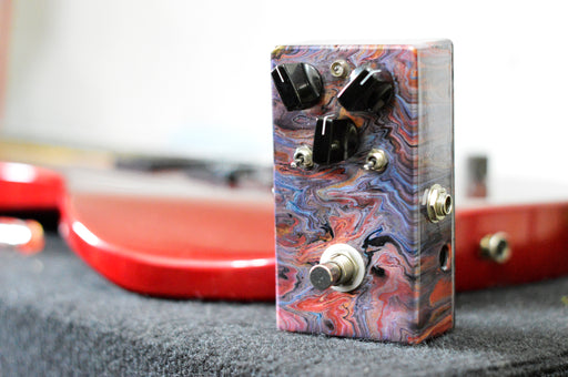 Rockbox Boiling Point Overdrive Best Editions Custom Paintjob TS Plexi All In One (USADO)