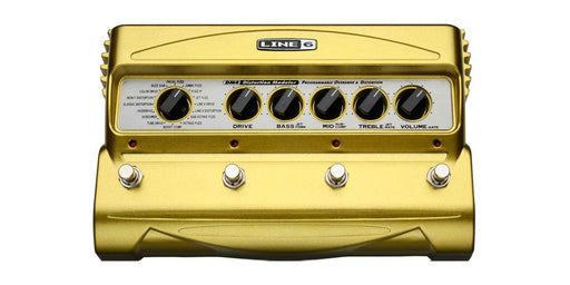 DM4 Distortion Stomp Box Modeler, modelador de 16 Distorsiones, 4 programas (ENTREGA 3 -5 DIAS HABILES)