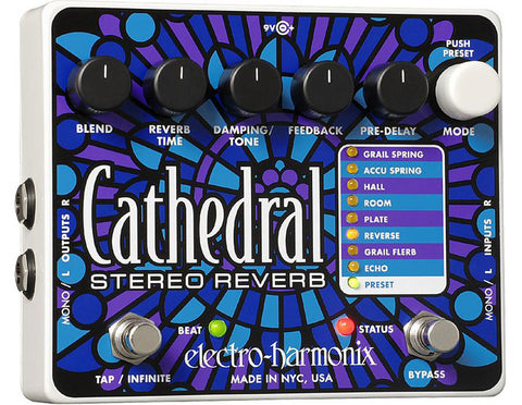 Cathedral Reverb