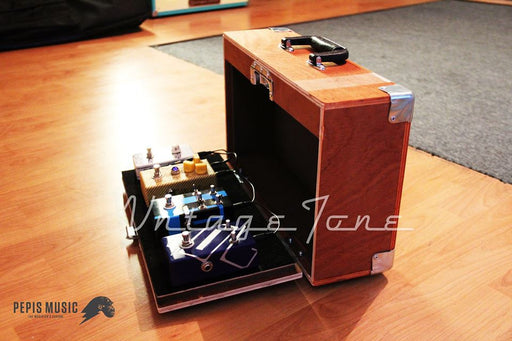 Vntage Tone Zian Baby Pedalboard 4 MKII