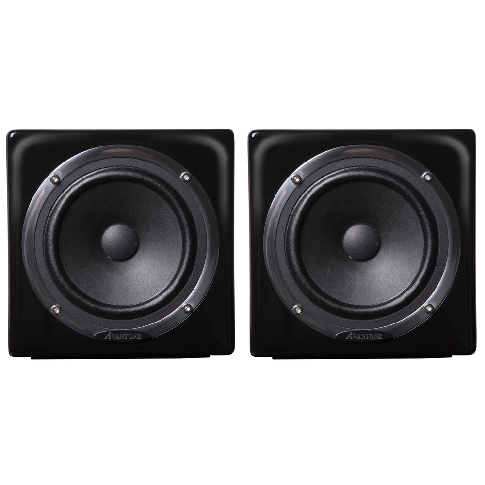 Avantone MixCube Active Full-Range Mini Reference Monitors (PAR)