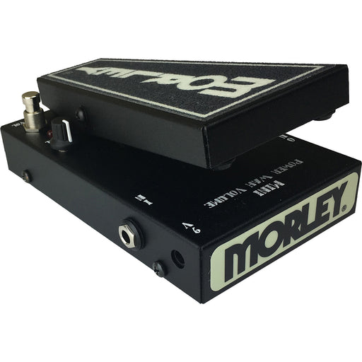 Morley Mini power wah volume