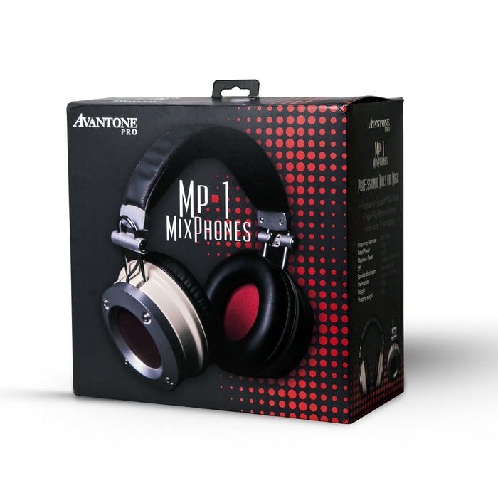 Avantone MP1 Mixphones Multi-mode Reference Headphones with Vari-Voice