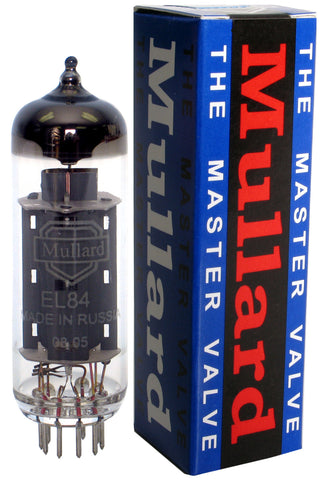 Mullard el84 Matched Pair
