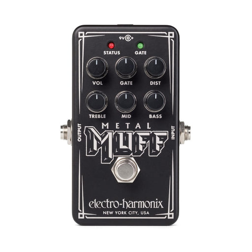 Nano Metal Muff | Distortion with Noise Gate