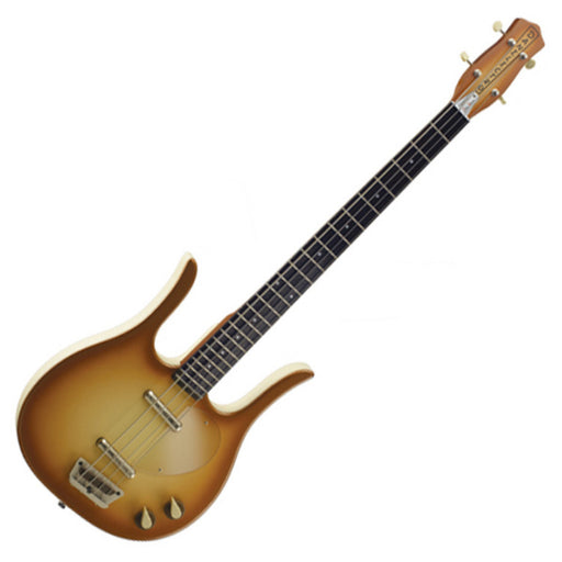 Longhorn Bass Copperburst