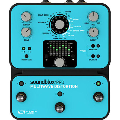 Source audio Multiwave distortion Pro-  ( Tiempo de entrega 3 a 4 días )