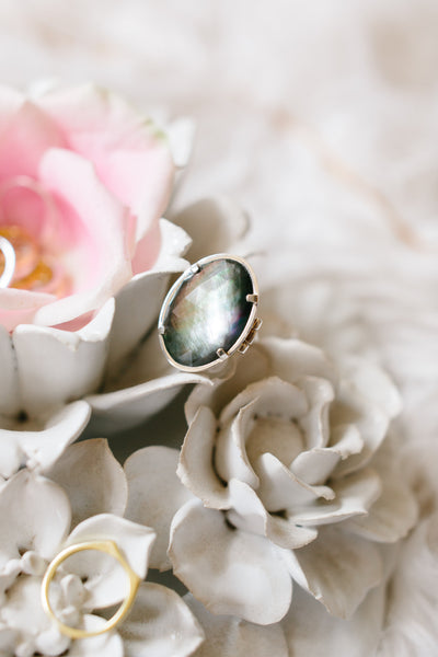 The Water Lily Ring